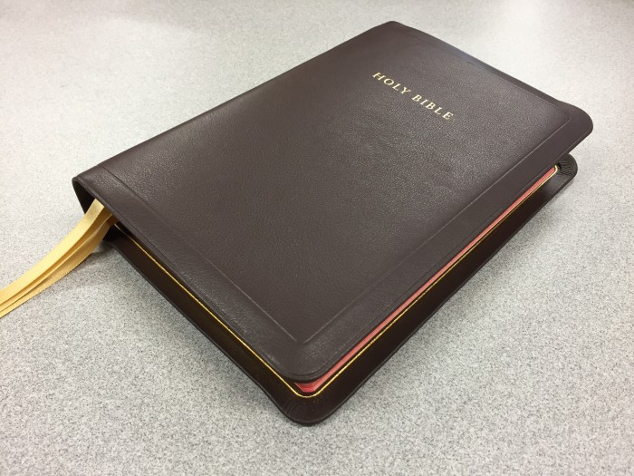 The Allan's Longprimer King James Bible