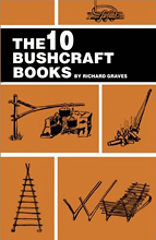 Australian Bushcraft, Richard Graves.