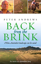Back from the Brink: How Australia's Landscape Can Be Saved by Peter Andrews