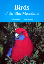 Birds of the Blue Mountains, Margaret Baker and Robin Corringham