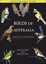 Field Guide to the Birds of Australia, Nicolas Day, Ken Simpson, Peter Trusler