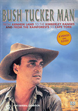 Survival DVD - Survival DVDs - Bush Tucker Man : From Arnhem Land to the Kimberley Ranges and From the Rainforests to Cape York
