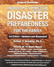 Handbook to Practical Disaster Preparedness for the Family, Arthur T. Bradley