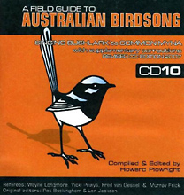 A Field Guide to Australian Birdsong, Bird Observation and Conservation Australia (BOCA)