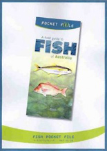 A Field Guide to Fish of Australia, Pocket File Series