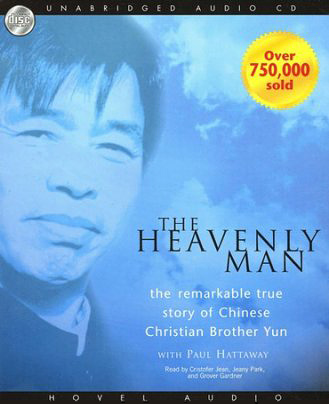 The Heavenly Man: Audio CD, by Author: Brother Yun, Paul Hattaway.  Narrated by: Cristofer Jean, Jeany Park, Grover Gardner