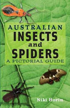 Australian Spiders and Insects, Niki Horin