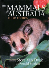 The Mammals of Australia, Ronald Strahan and Steve van Dyck.