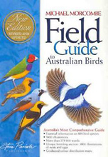 Field Guide to Australian Birds, by Michael Morcombe