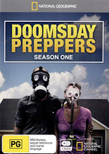 National Geographic's Doomsday Preppers Season 1 DVD (3 Discs)
