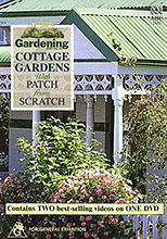Patch From Scratch & Cottage Gardens, by Peter Cundall and Gardening Australia