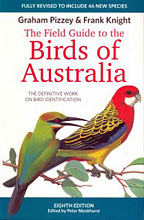 The Field Guide to the Birds of Australia, Graham Pizzey and Frank Knight