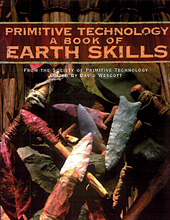 How to Make A Stone Axe in Primitive Technology: A Book of Earth Skills, by David Wescott
