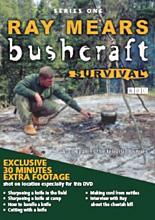 Ray Mears Bushcraft Survival Series 1 - Wilderness Survival DVD - Featuring Ray Mears.