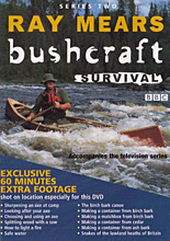 Ray Mears Bushcraft Survival Series 2 - Wilderness Survival DVD - Featuring Ray Mears.