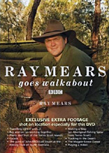 Ray Mears Goes Walkabout DVD - Wilderness Survival DVD - Featuring Ray Mears.