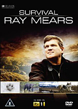 Survival With Ray Mears DVD - Wilderness Survival DVD - Featuring Ray Mears.