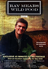 Ray Mears Wild Food DVD - Wilderness Survival DVD - Featuring Ray Mears.