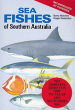 Sea Fishes of Southern Australia, Barry Hutchins.