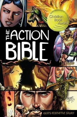 The Action Bible, by  Doug Mauss (Editor), Sergio Cariello (Illustrator)