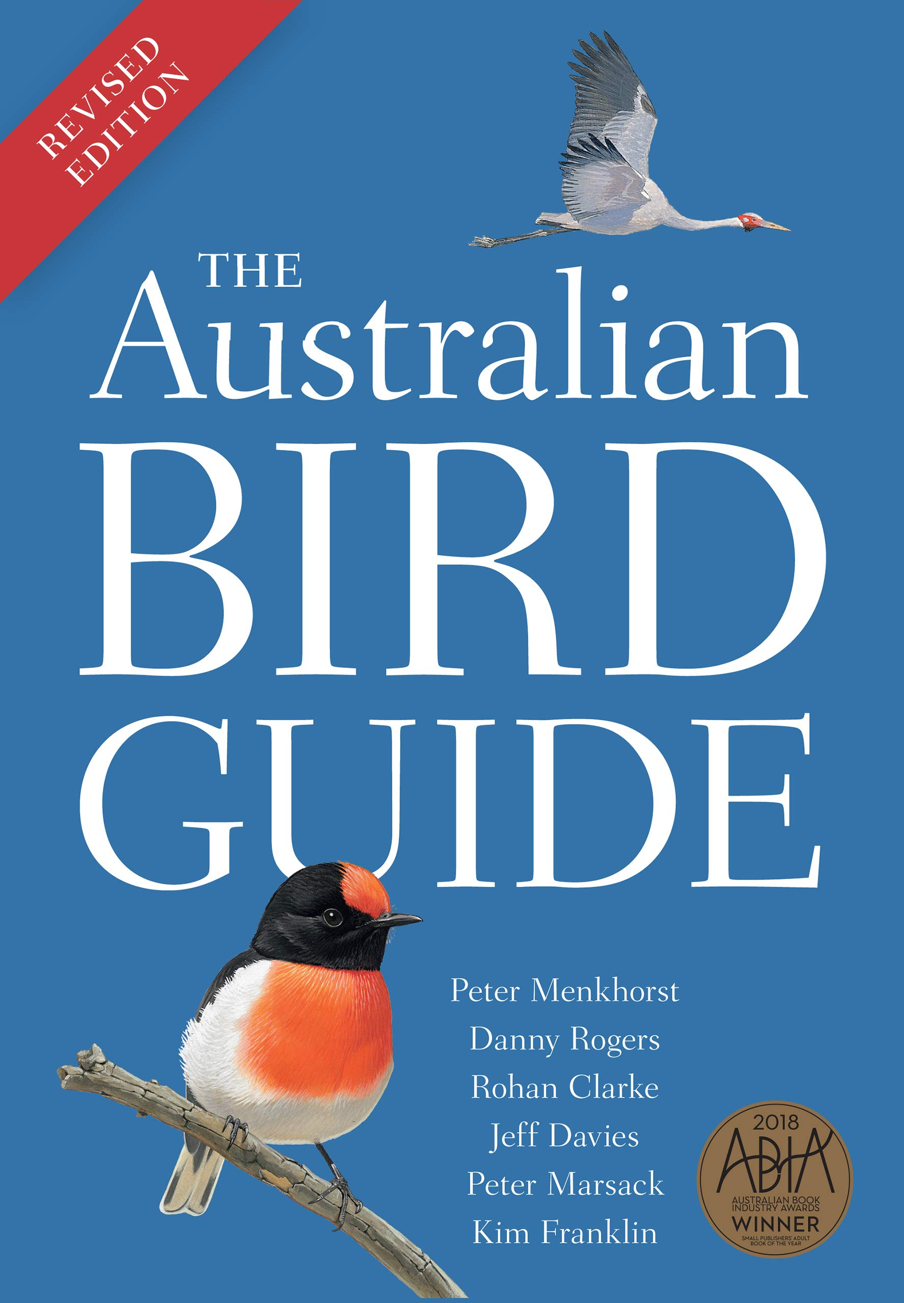 The Australian Bird Guide, by Peter Menkhorst (Author), Danny Rogers (Author), Rohan Clarke (Author), Jeff Davies (Illustrator), Peter Marsack (Illustrator), Kim Franklin (Illustrator) - Sulphur-crested Cockatoo - Cacatua galerita