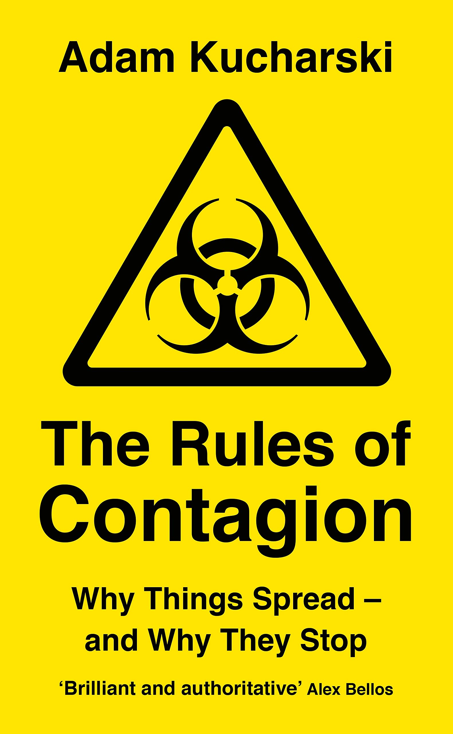 The Rules of Contagion: Why Things Spread - and Why They Stop, by Adam Kucharski - Survival (and Other) Books About the COVID-19 Coronavirus - Survival Books - Survival, Sustainable Living
