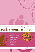 The Waterproof Bible - A Review of the Waterproof Bible by Bardin and Marsee Publishing