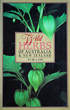 Wild Herbs of Australia and New Zealand, Tim Low