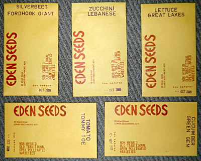 The Box Garden - Eden Seeds