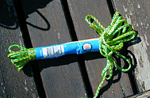 Springpole Deadfall Trap - Cheap Cordage