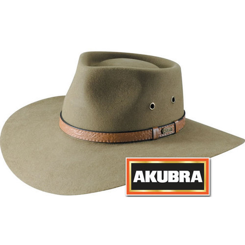 Akubra Felt Hats - The Most Essential Survival Gear / Equipment