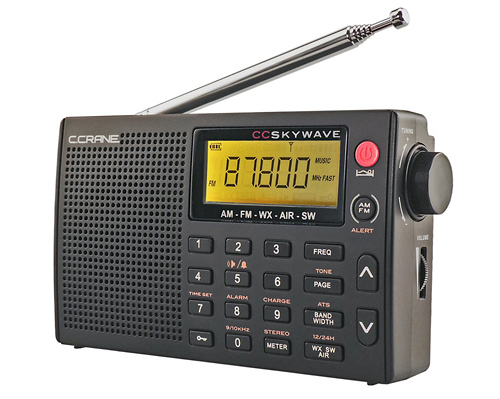 Survival Radio and Long-Distance Communication for Survival
