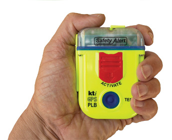 KTI SafetyAlert Personal Locator Beacon (PLB) - The Most Essential Survival Gear / Equipment