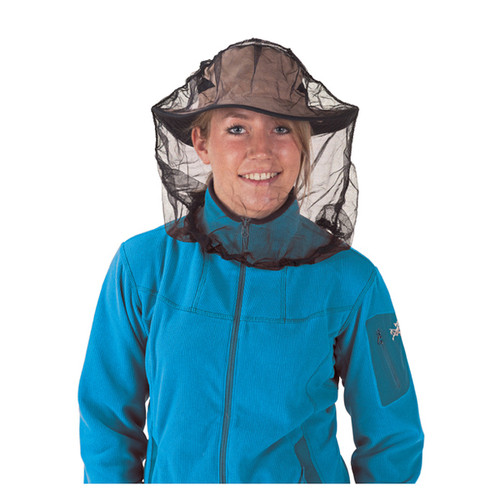 Sea To Summit Nano Mosquito Fly Head Net - Permethrin Treatment - The Most Essential Survival Gear / Equipment