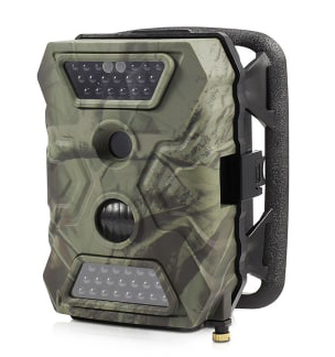 Swann OutbackCam Portable HD Video and 12 Megapixel Photo Camera and Recorder (SWVID-OBC140) - Using a Trail Camera to Practice Trapping and/or Study Animals